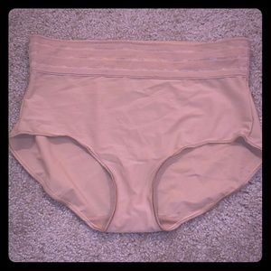 NWOT SPANX Nude Shaping Panties